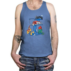 Nineteen Eighty Fur Exclusive - Tanktop - Tanktop - RIPT Apparel