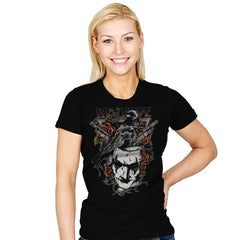 Revenge - Womens - T-Shirts - RIPT Apparel