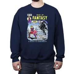 Tales of Fantasy 7 - Crew Neck Sweatshirt - Crew Neck Sweatshirt - RIPT Apparel