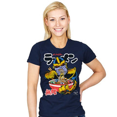 INFINITY RAMEN - Womens - T-Shirts - RIPT Apparel