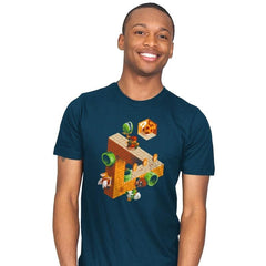 Super Impossible Bros. Exclusive - Mens - T-Shirts - RIPT Apparel