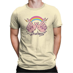 Whatevs! - Mens Premium - T-Shirts - RIPT Apparel