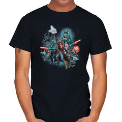 Guardians Far Away Exclusive - Awesome Mixtees - Mens - T-Shirts - RIPT Apparel