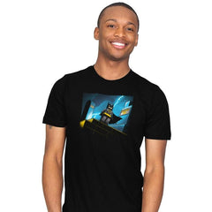 Minibat: The Animated Series - Mens - T-Shirts - RIPT Apparel