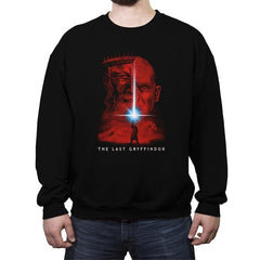 The Last Wizard - Crew Neck Sweatshirt - Crew Neck Sweatshirt - RIPT Apparel