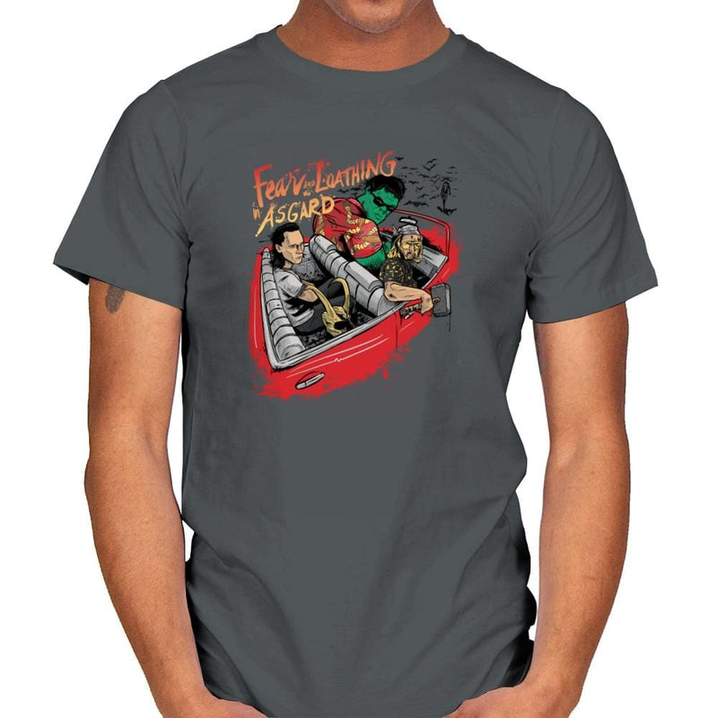 Fear and Loathing in Asgard Exclusive - Mens - T-Shirts - RIPT Apparel