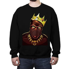 Notorious T'-Cha-Lla - Crew Neck Sweatshirt - Crew Neck Sweatshirt - RIPT Apparel