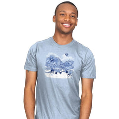 Mt. Droidmore - Mens - T-Shirts - RIPT Apparel