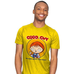 Good Guy - Mens - T-Shirts - RIPT Apparel