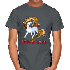 Unicarnage - Mens - T-Shirts - RIPT Apparel