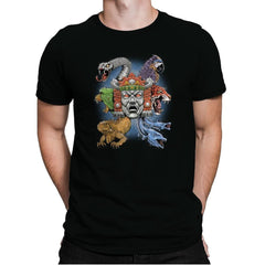 Legends Exclusive - 90s kid - Mens Premium - T-Shirts - RIPT Apparel