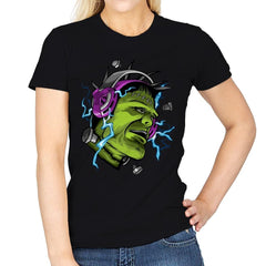 Electric Vibe - Womens - T-Shirts - RIPT Apparel