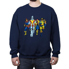 OzMen - Crew Neck Sweatshirt - Crew Neck Sweatshirt - RIPT Apparel