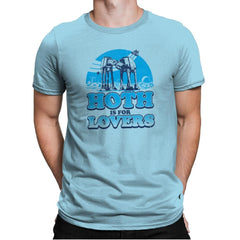 Hoth is for Lovers Exclusive - Mens Premium - T-Shirts - RIPT Apparel