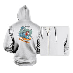 Mega and Rush - Hoodies - Hoodies - RIPT Apparel