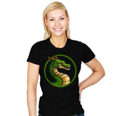 Immortal Shenron - Womens - T-Shirts - RIPT Apparel
