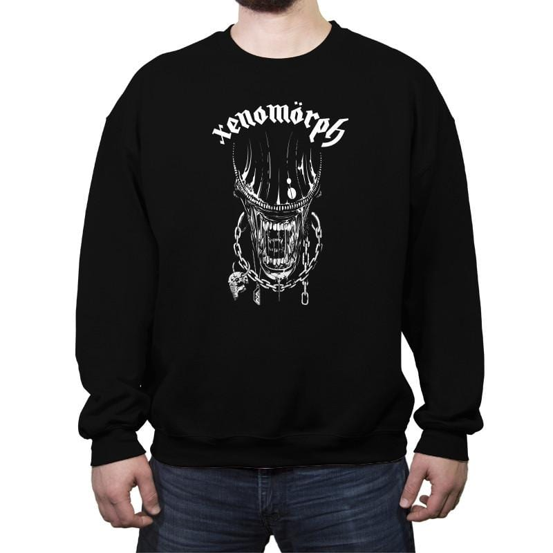 MORPH OR DIE - Crew Neck Sweatshirt - Crew Neck Sweatshirt - RIPT Apparel