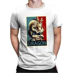 DRAGON - Mens Premium - T-Shirts - RIPT Apparel