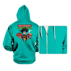 Bounty Hunting Ninja Cowboys - Hoodies - Hoodies - RIPT Apparel