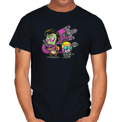 Invader Mal Exclusive - Mens - T-Shirts - RIPT Apparel