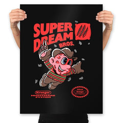 Super Dream Bros - Anytime - Prints - Posters - RIPT Apparel
