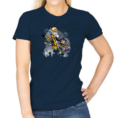 Jasmine and Rajah Exclusive - Womens - T-Shirts - RIPT Apparel