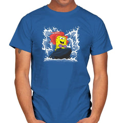 Sponge Dude Mermaid Pants Exclusive - Mens - T-Shirts - RIPT Apparel