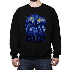 F Hoffman - Crew Neck Sweatshirt - Crew Neck Sweatshirt - RIPT Apparel