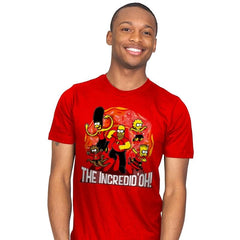 The Incredid'oh! - Mens - T-Shirts - RIPT Apparel
