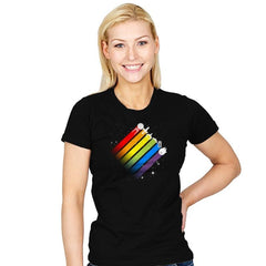 Space for Everyone - Pride - Womens - T-Shirts - RIPT Apparel