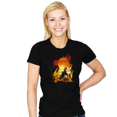 Castle Wars - Womens - T-Shirts - RIPT Apparel