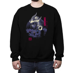 Turtles in Japan - Crew Neck Sweatshirt - Crew Neck Sweatshirt - RIPT Apparel