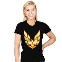 Firebird - Womens - T-Shirts - RIPT Apparel