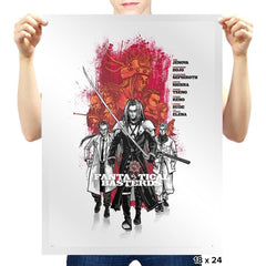 Fantastical Basterds Exclusive - Prints - Posters - RIPT Apparel