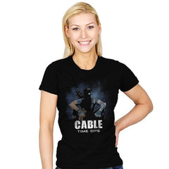 Cable Time Ops - Womens - T-Shirts - RIPT Apparel