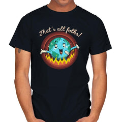 That's All, That's It - Mens - T-Shirts - RIPT Apparel