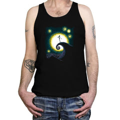 Starry Nightmare - Tanktop - Tanktop - RIPT Apparel