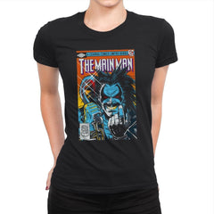 Tha Main Man #1 - Womens Premium - T-Shirts - RIPT Apparel