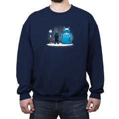 Wind of north - Crew Neck Sweatshirt - Crew Neck Sweatshirt - RIPT Apparel