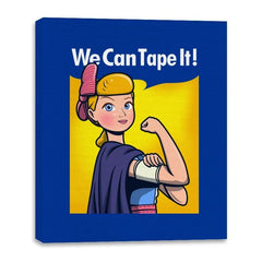 We can tape it! - Canvas Wraps - Canvas Wraps - RIPT Apparel