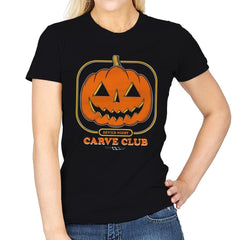 Carve Club - Womens - T-Shirts - RIPT Apparel