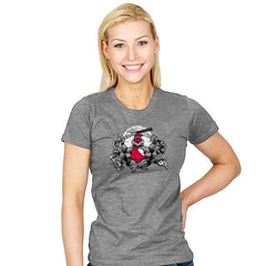 Turtles All The Way Down Exclusive - Womens - T-Shirts - RIPT Apparel
