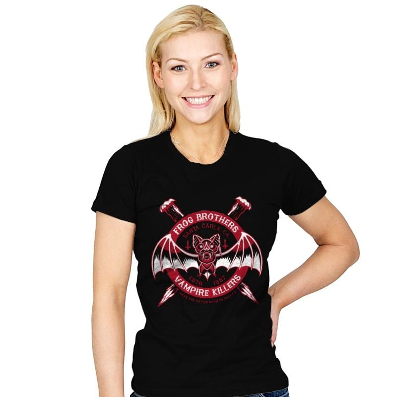 Vampire Killers - Womens - T-Shirts - RIPT Apparel
