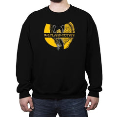 Weyland-Yutani Clan - Crew Neck Sweatshirt - Crew Neck Sweatshirt - RIPT Apparel