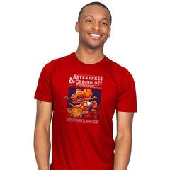Adventures & Chronology - Mens - T-Shirts - RIPT Apparel