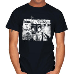 Bounty Hunter Posse - Mens - T-Shirts - RIPT Apparel