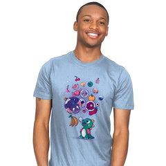 Many Bubbles - Mens - T-Shirts - RIPT Apparel