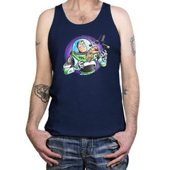 Space Guardian - Tanktop - Tanktop - RIPT Apparel