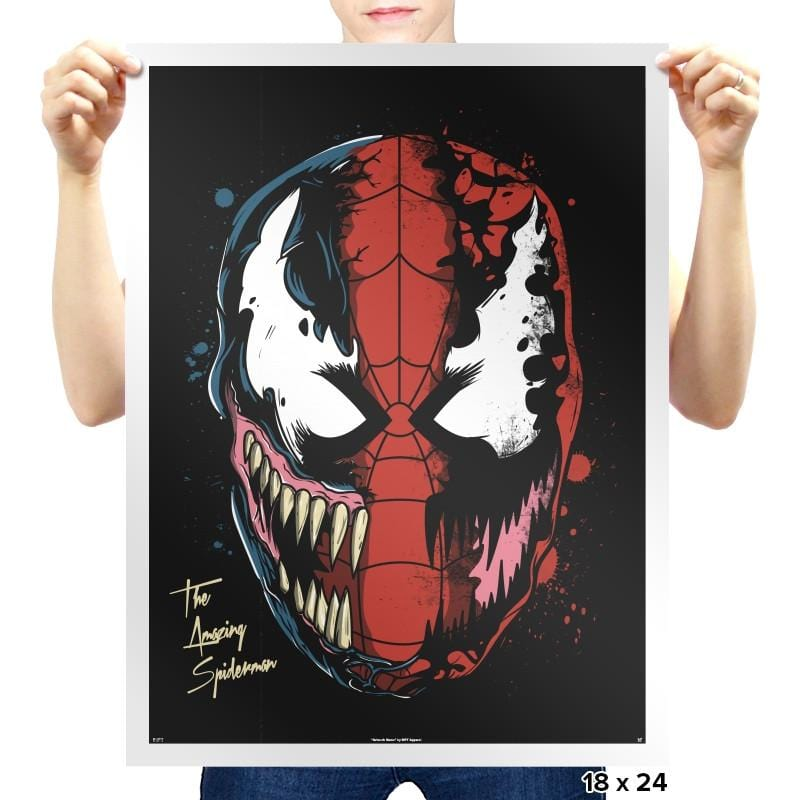 Daft Spider Exclusive - Prints - Posters - RIPT Apparel