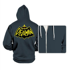 Demon or Human - Hoodies - Hoodies - RIPT Apparel